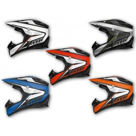 Casque Off-Road Synchrony Duality