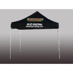 Tente Bud Racing - Noire