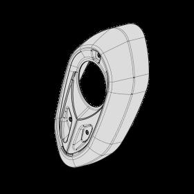 Embout / cône Akrapovic V-EC239