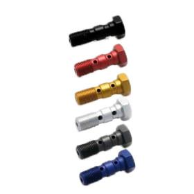 Vis Banjo double M10 X 1 Multi coloris