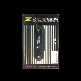 Protection de collecteur Carbone pour Suzuki RMZ 450 05-07