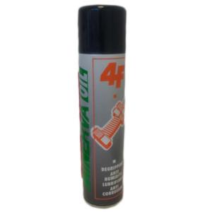 Dégrippant Lubrifiant Minerva Oil 4F