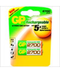 Accus AA / R6 2700mAh Ultra performants pour GPS