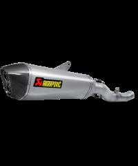 Pot Akrapovic pour 1400 GTR 2008 à 2015