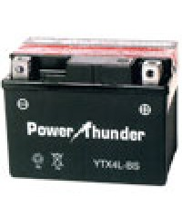 Batterie moto au plomb - Power Thunder