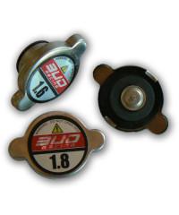Bouchon de radiateur renforcé 1.4 bar pour motos japonaises ( 65 / 85 / 125cc)