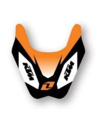 sticker garde-boue avant KTM SX 85 03-10