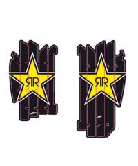décos de grille de radiateur rockstar KTM SX 125cc