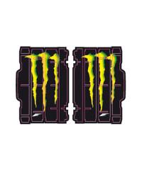 Déco de protection de radiateur Monster Energy pour KTM