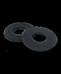 donuts Progrip noir (la paire)