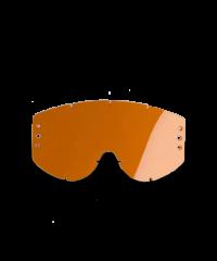 Ecran de remplacement pour masque SCOTT IFR avec perçages pour ROLL-OFF - teinte orange