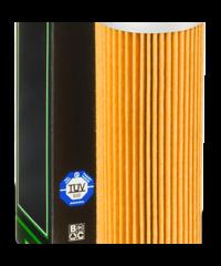 filtre à huile Hiflofiltro HF158