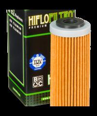 filtre à huile Hiflofiltro HF652