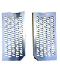 Grilles de protections de radiateurs Meca'system enduro cross KTM