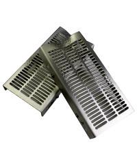 Grilles de protections radiateurs pour GAS GAS  125/200/250/300/400/450   1999-2006