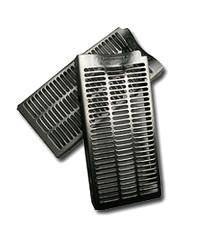 Grilles de protections radiateurs pour KTM 125/200/250/300 1999-2007