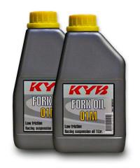 huile de fourche KAYABA 01M bison 1L