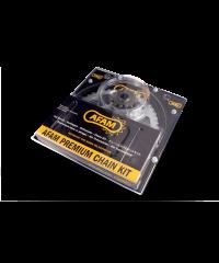 kit de transmission acier HONDA CRF250