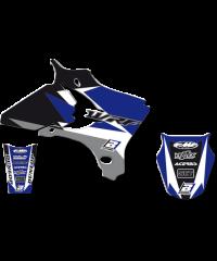 Kit déco pour WR250F et WR450F Blackbird Dream Graphic 3