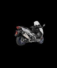ligne complete akrapovic pour Yamaha T-max 530 - 2020