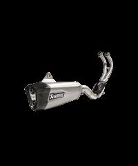 ligne complete Akrapovic pour Yamaha Tmax 530 - 2020