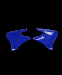 Ouïes de radiateur YAMAHA WRF 250 00-02 - Bleu