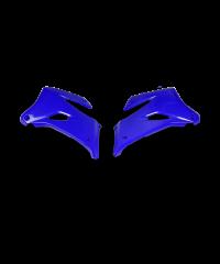 Ouïes de radiateur YAMAHA WRF 250/450/ 07-09 - Bleu