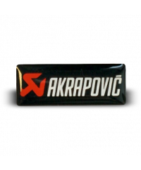 Stiker / Autocillant de rechange Akrapovic P-CST3POFILL