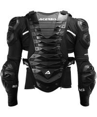 Protection intégrale enduro motocross Acerbis COSMO Arriere Noir