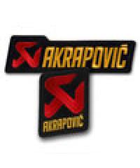 Patch / Ecusson tissé Akrapovic