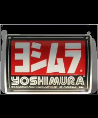 Plaque pour pot Yoshimura RS9