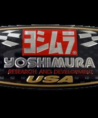 Plaque pour pot Yoshimura R&D R77