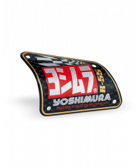 Plaque pour pot Yoshimura R55-NB001