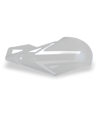 Plastiques de rechange Multiplo Enduro (la paire) - Blanc