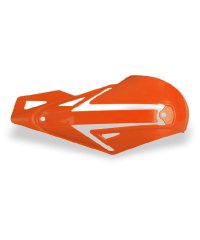 Plastiques de rechange acerbis Multiplo Enduro (la paire) - Orange