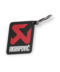porte clés Akrapovic forme losange