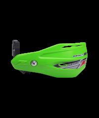 Protège mains Zeta Impact X2 verte