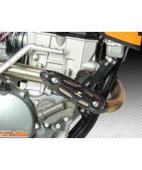 Protection carbone collecteur KTM exc-f 250