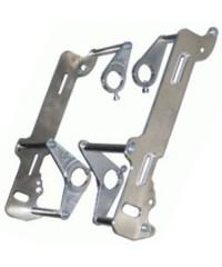 Protections de radiateur pour KTM EXC 400/450/530  2008-2011