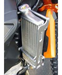 Protections de radiateur pour KTM EXC-F 250 2008/2011