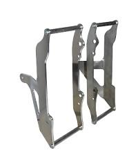 Protections radiateurs pour TM 450/530 4 TPS 2008-2009