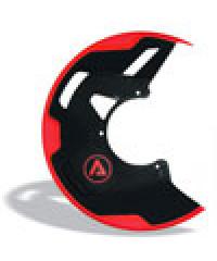 Protège-disque de frein avant Spider Evolution Acerbis