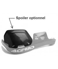 spoiler pour protège-mains acerbis rally brush