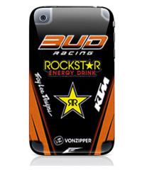Sticker  Iphone 3G / 3GS - Orange KTM