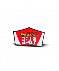 Autocollant pour pot Yoshimura RS-2 Pro-Series MD002