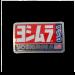 Plaque pour pot Yoshimura RS3