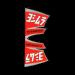 Autocollant pour pot Yoshimura RS-2 Comp-Series