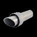 dB Killer / Chicane / Réducteur de bruit de sortie d'échappement Akrapovic V-TUV098