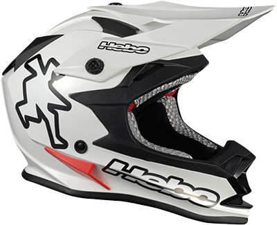 Casque Hebo Stage Blanc