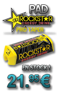 Mousse de guidon Rockstar Energy